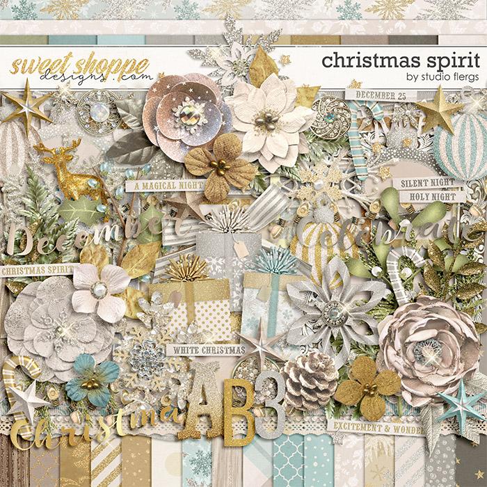 Christmas Spirit by Studio Flergs