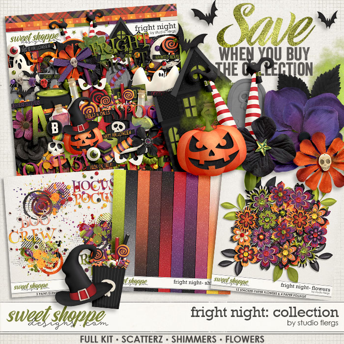 Fright Night: COLLECTION & *FWP* by Studio Flergs