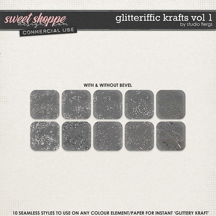 Glitteriffic Krafts VOL 1 by Studio Flergs