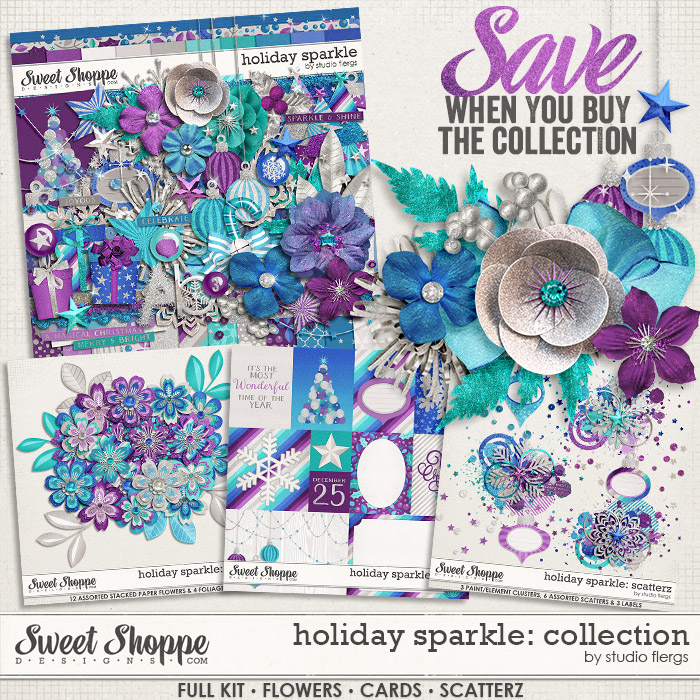 Holiday Sparkle: COLLECTION by Studio Flergs