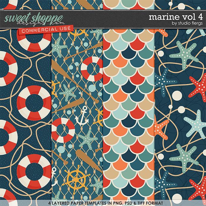 Marine VOL 4 by Studio Flergs