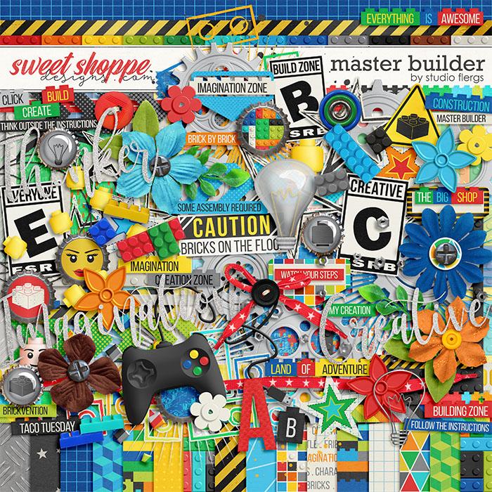 Master Builder: KIT by Studio Flergs