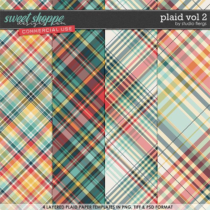 Plaid VOL 2 by Studio Flergs