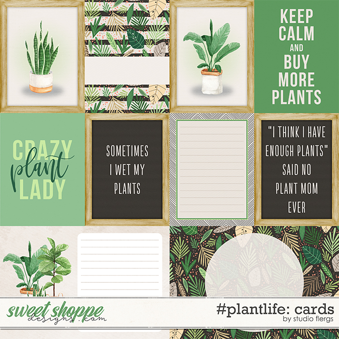 #plantlife: CARDS by Studio Flergs