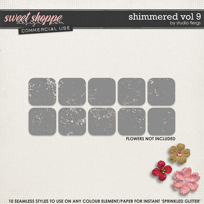 Shimmered VOL 9 by Studio Flergs