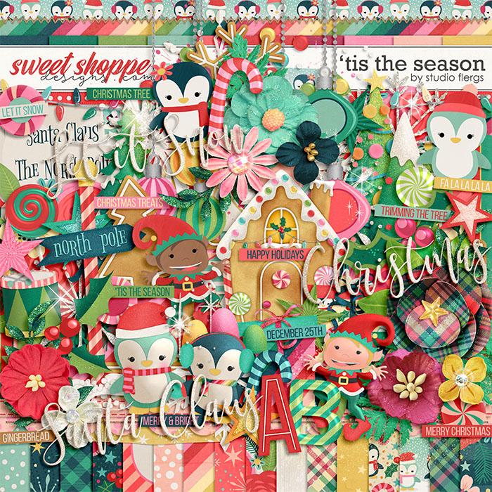 'Tis the Season :- by Studio Flergs