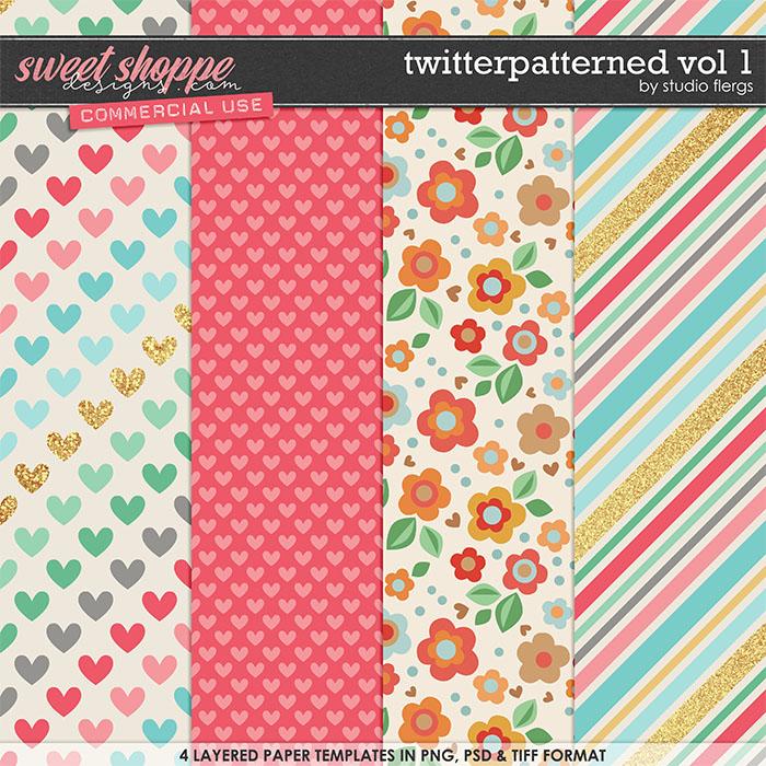 Twitterpatterned VOL 1 by Studio Flergs