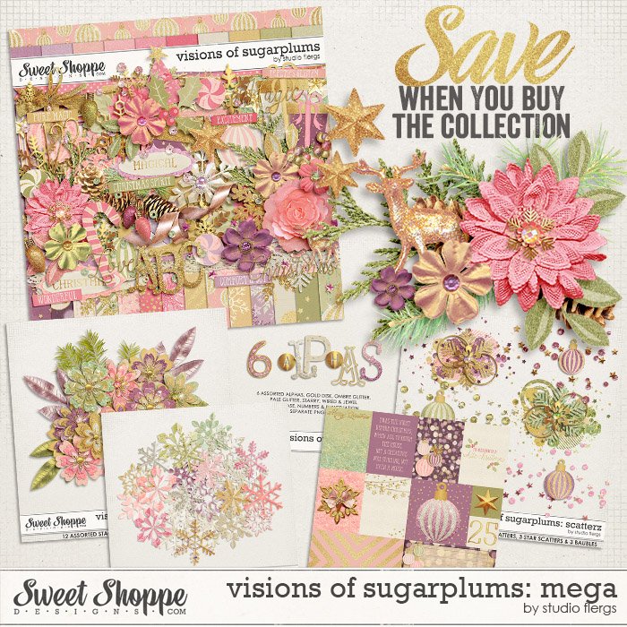 visions of sugarplums: MEGA COLLECTION by Studio Flergs