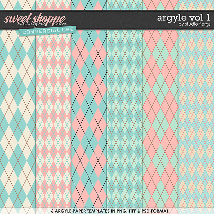 Argyle VOL 1 by Studio Flergs