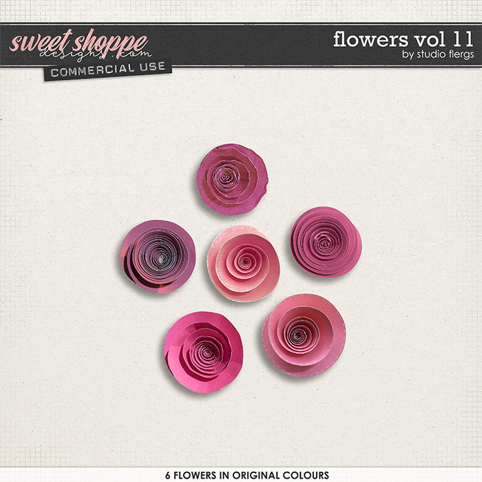 Flowers VOL 11 by Studio Flergs