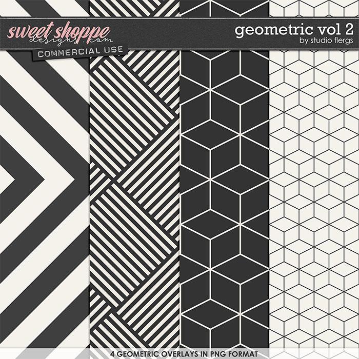 Geometric VOL 2 by Studio Flergs
