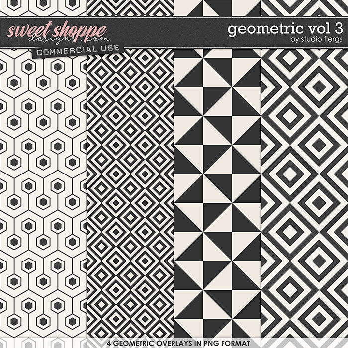 Geometric VOL 3 by Studio Flergs