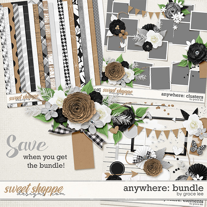 Anywhere: Bundle by Grace Lee