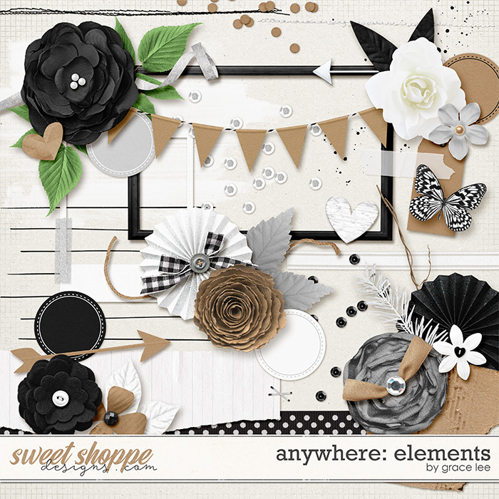 Anywhere: Elements by Grace Lee