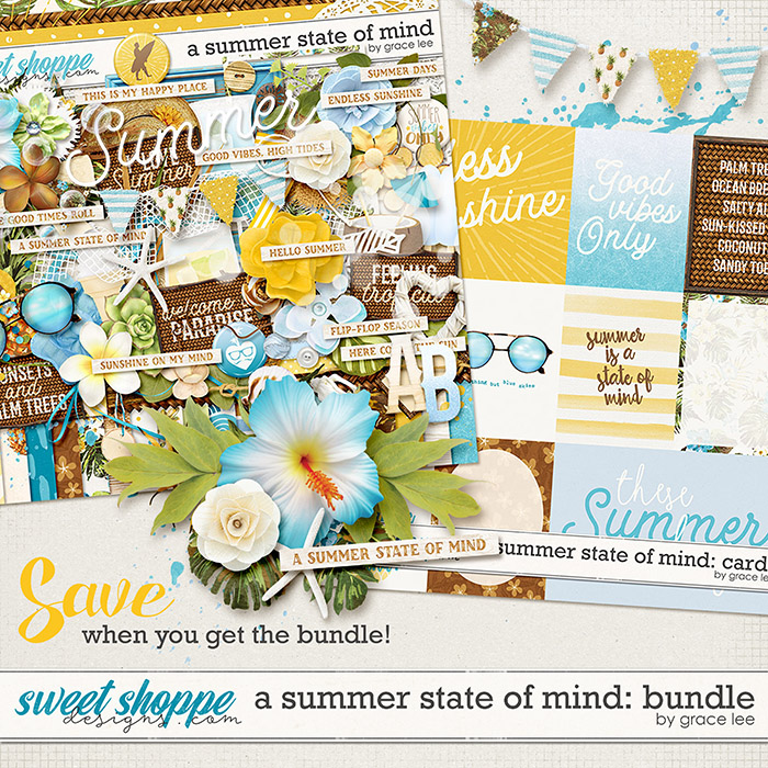 A Summer State of Mind: Bundle by Grace Lee