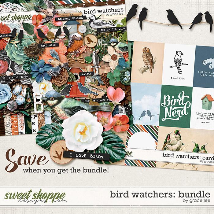 Bird Watchers: Bundle