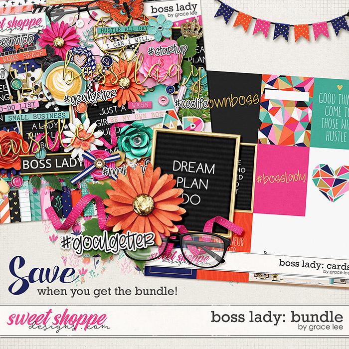 Boss Lady: Bundle by Grace Lee