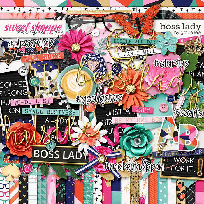 Boss Lady by Grace Lee
