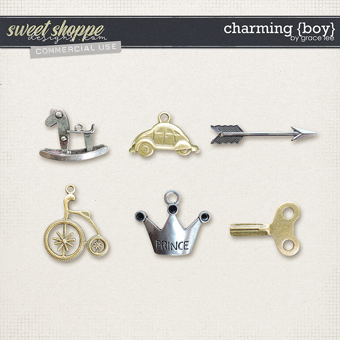 Charming {Boy} by Grace Lee