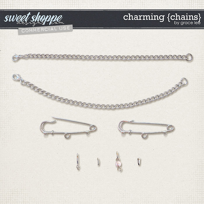 Charming {Chains} by Grace Lee
