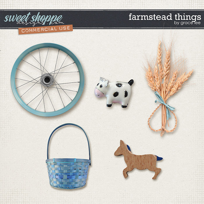 Farmstead Things by Grace Lee