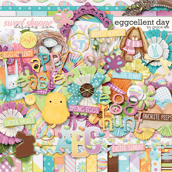 Eggcellent Day by Grace Lee