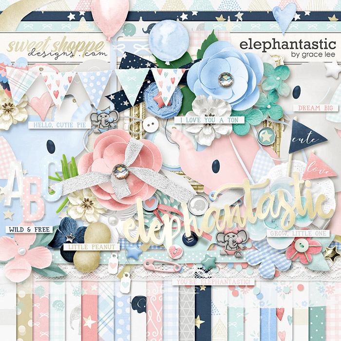 Elephantastic by Grace Lee