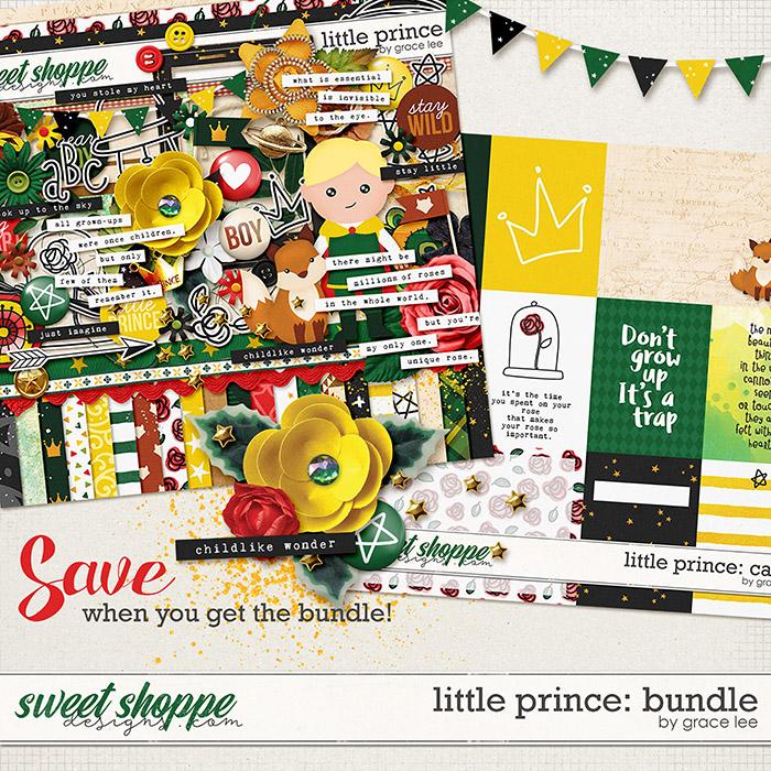 Little Prince: Bundle by Grace Lee