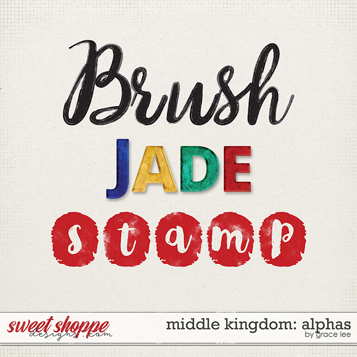 Middle Kingdom: Alphas by Grace Lee