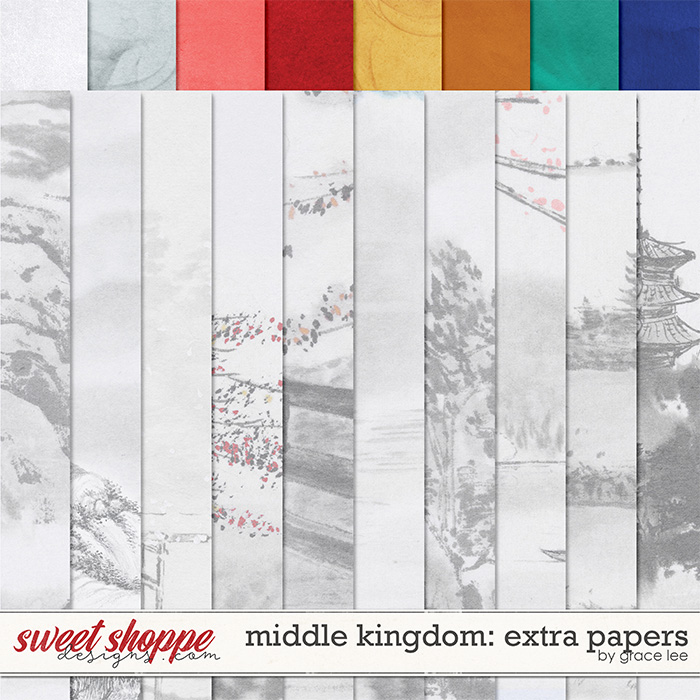 Middle Kingdom: Extra Papers by Grace Lee