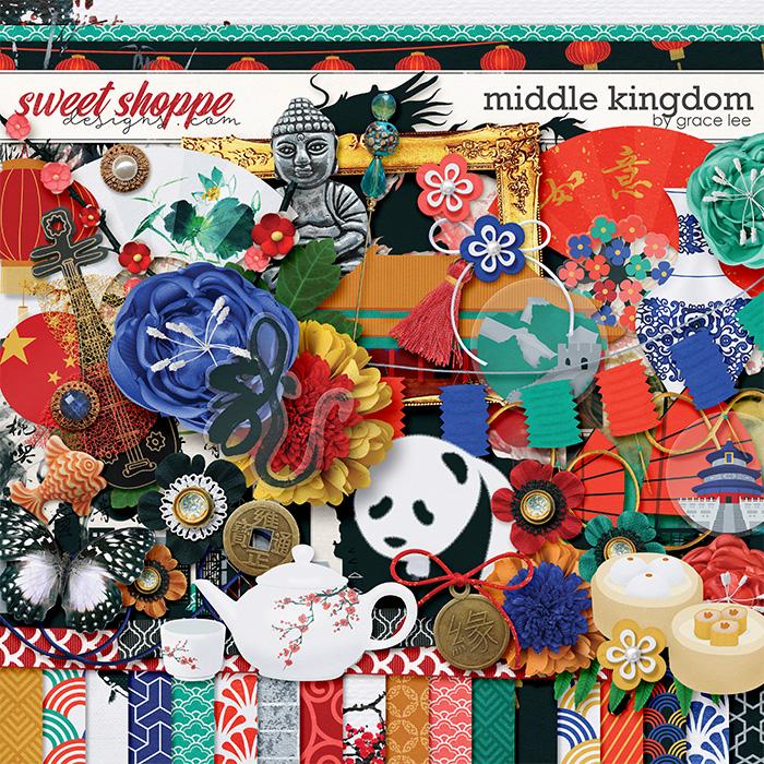 Middle Kingdom by Grace Lee