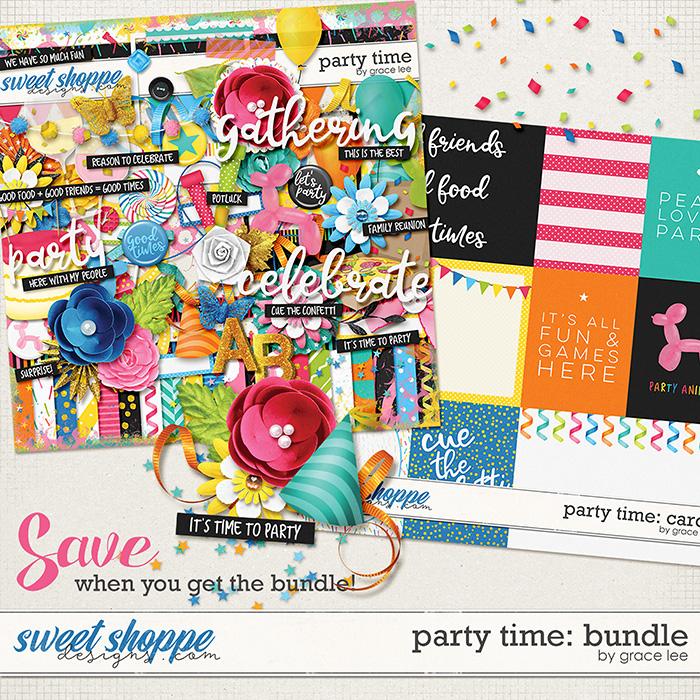 Party Time: Bundle by Grace Lee