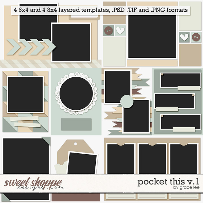 Pocket This V.1 by Grace Lee