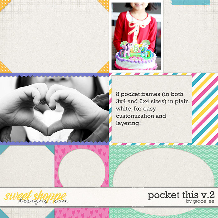 Pocket This V.2 by Grace Lee