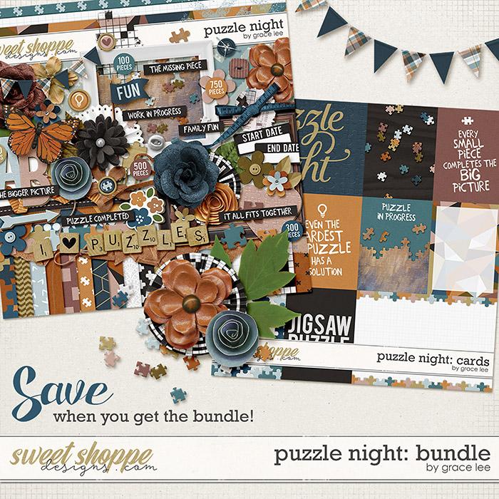 Puzzle Night: Bundle by Grace Lee