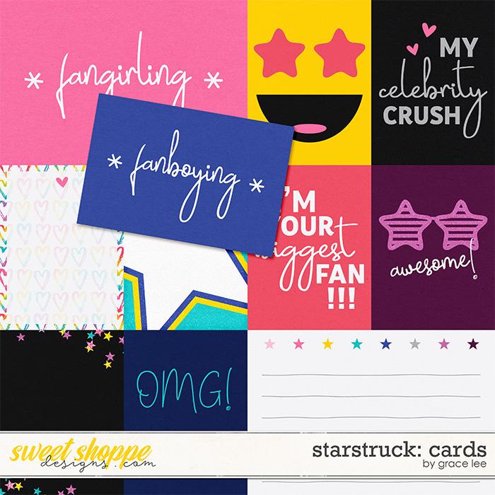 Starstruck: Cards by Grace Lee