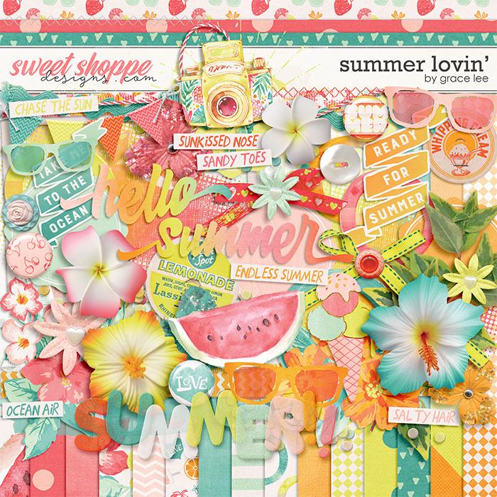 Summer Lovin' by Grace Lee