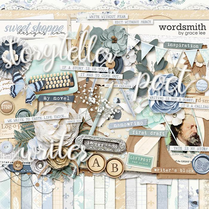 Wordsmith by Grace Lee