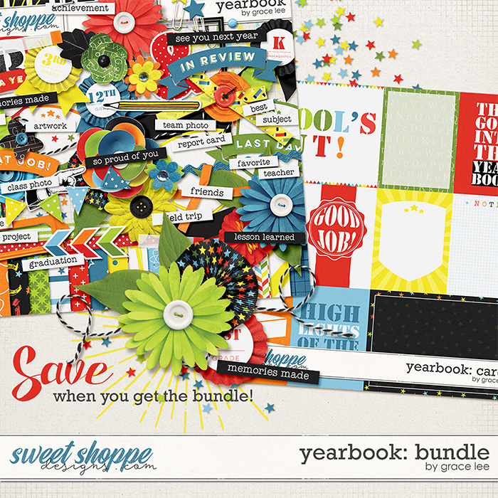 Yearbook: Bundle by Grace Lee