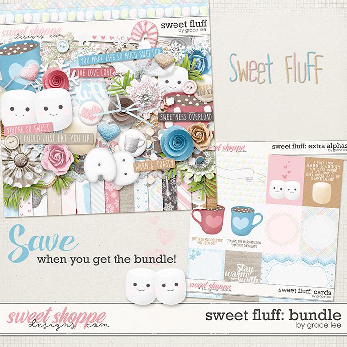 Sweet Fluff: Bundle by Grace Lee