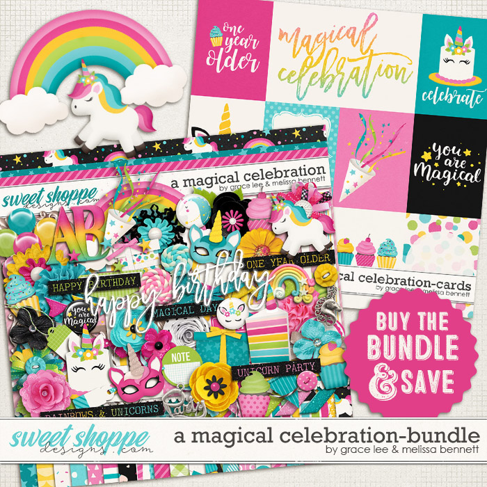 A Magical Celebration: Bundle by Grace Lee and Melissa Bennett