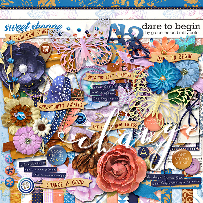 Dare to Begin by Grace Lee and Misty Cato