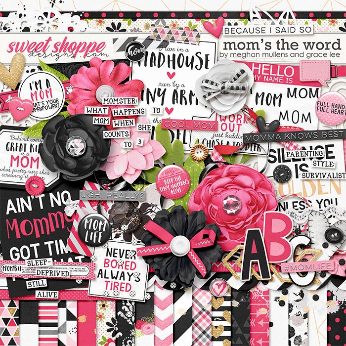 Mom's The Word by Grace Lee & Meghan Mullens