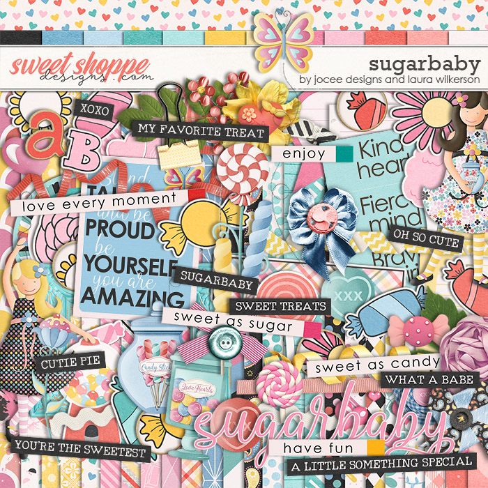 Sugarbaby by JoCee Designs and Laura Wilkerson