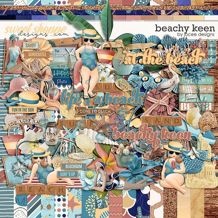 Beachy Keen Kit by JoCee Designs