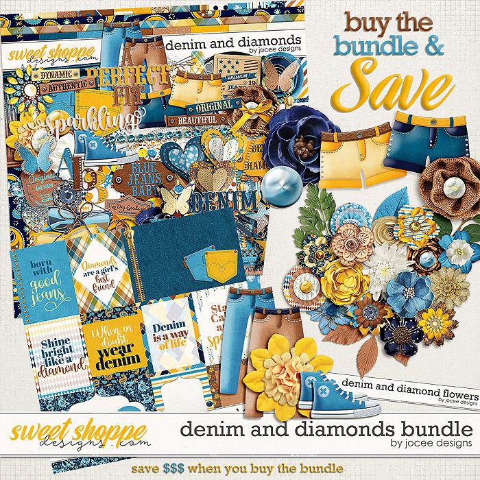 Denim and Diamonds Bundle by JoCee Designs