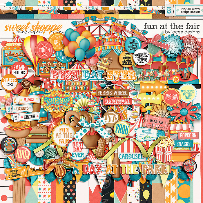 Fun At The Fair by JoCee Designs