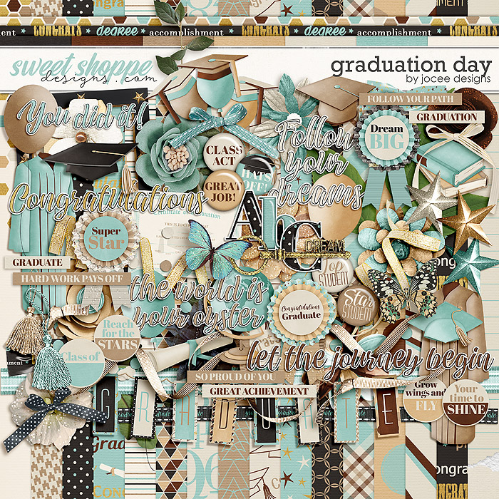 Graduation Day by JoCee Designs