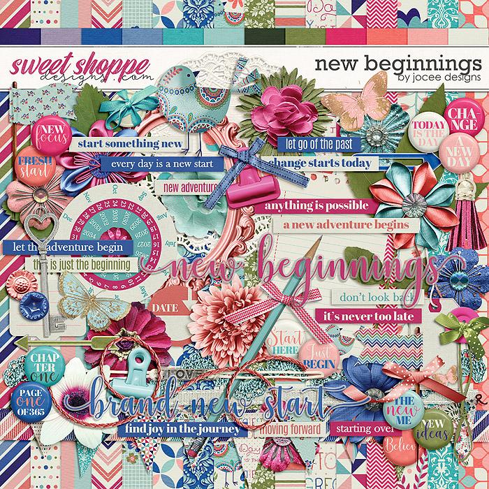 New Beginnings Kit by JoCee Designs
