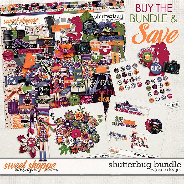 Shutterbug Bundle by JoCee Designs